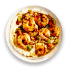 Gobble Meal Kits, 2 servings, Louisiana Shrimp with White Cheddar Grits Dinners