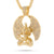 14K Gold Euphanasia Necklace