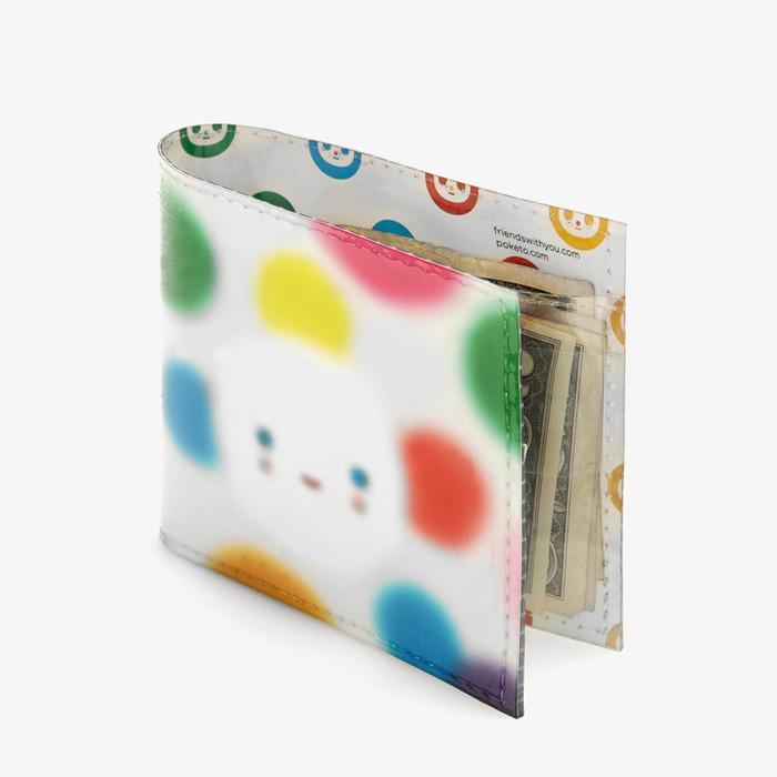 WS Wallets - #327 - FriendsWithYou - Rainbow King -   jetcube