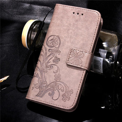 Butterfly Flip Leather Case For Samsung Galaxy S3 S4 S5 Mini S6 S7 Edge Note3 4 5 G530 G360 A310 A510 J1 J3 J120 J510 Cover  dailytechstudios- upcube
