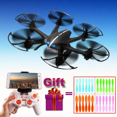 - 2.4G 4CH 6-Axis MJX X800 rc drone quadcopter helicopter with C4005 HD FPV WIFI flying Real Time camera VS Syma X400 x5c x5sw sc -   jetcube