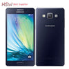 "- 100% Original Unlocked Samsung Galaxy A5 A5000 A500F LTE Cell phones 5.0"" Quad core 13MP 2GB RAM 16GB ROM Refurbished -   jetcube"