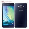 - 100% Original Samsung Galaxy A3 A3000 Quad-Core Android 4.4 OS 4.5 Inch 8GB ROM 4G 8.0MP Camera Cell Phone Free shipping -   jetcube