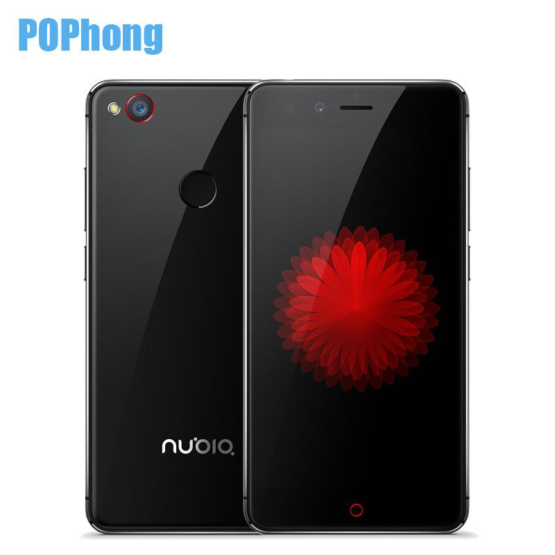 2016 NEW Original ZTE Nubia Z11 Mini Cell Phone Octa Core 5 inch 3GB RAM 64GB ROM Snapdragon 617 Android 4G LTE Dual SIM 16.0MP  dailytechstudios- upcube