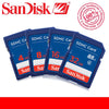 - 100% Genuine SanDisk 64GB 32GB 16GB 8G 8GB 4GB C4 SD SDHC Memory  SD Card class 4 Camera Memory Cards Pass Official Verification -   jetcube