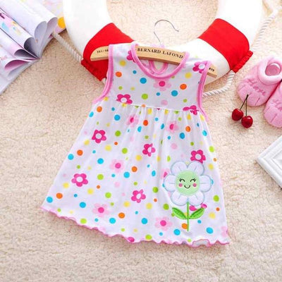 f1f1a2d0c 2016 Cute Vestido infantil Baby Girl Dress Cotton Regular Sleeveless ...