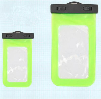 - 100% Sealed PVC Durable Waterproof Bag Phone Cases Pouch For iPhone 6 plus/6/5S/4S For Samsung S2/S3/S4/S5/S6/S7 EC138/EC723 - Green1  jetcube