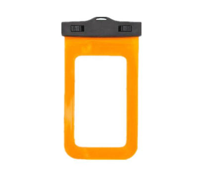 - 100% Sealed PVC Durable Waterproof Bag Phone Cases Pouch For iPhone 6 plus/6/5S/4S For Samsung S2/S3/S4/S5/S6/S7 EC138/EC723 - Orange1  jetcube