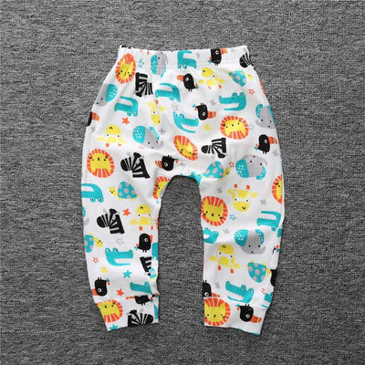- 0-2Years Baby Boys Cotton Harem Pants Boy Girl Autumn Spring Leggings Trousers Toddler Fashion 2016 New - BP004 / 24M  jetcube