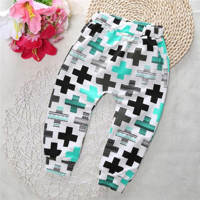 - 0-2Years Baby Boys Cotton Harem Pants Boy Girl Autumn Spring Leggings Trousers Toddler Fashion 2016 New - BP005 / 24M  jetcube