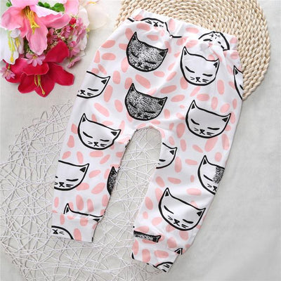 - 0-2Years Baby Boys Cotton Harem Pants Boy Girl Autumn Spring Leggings Trousers Toddler Fashion 2016 New - BP007 / 24M  jetcube