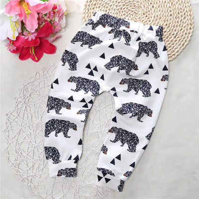 - 0-2Years Baby Boys Cotton Harem Pants Boy Girl Autumn Spring Leggings Trousers Toddler Fashion 2016 New - BP010 / 24M  jetcube