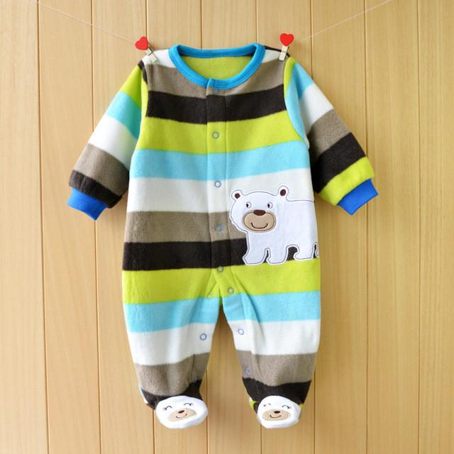 943b2cd6b 2016 Chirstmas Autumn Winter Baby Rompers Clothes Long Sleeved ...