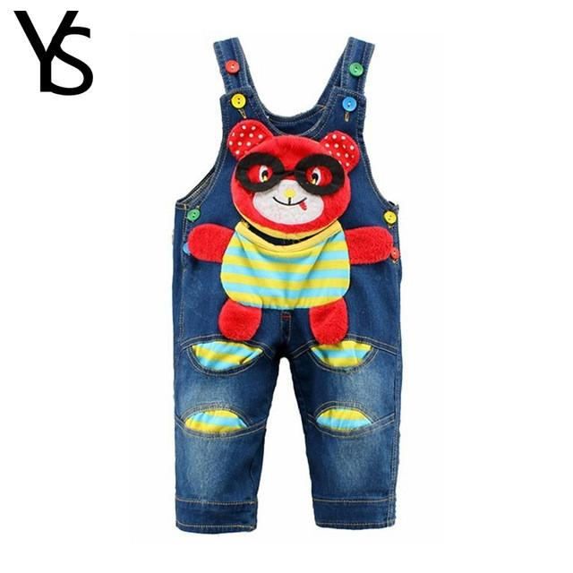 f16c1d04e 9M-24M Baby Girl Clothes Bebe Boy Overalls Hello Kitty Long Pants Cartoon  Kwaii Jumpsuit