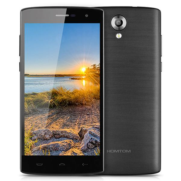 "2016 New arrival Homtom HT7 Pro 5.5"" HD Smartphone MTK6735P Quad Core Android 5.1  Phone,RAM 2G+ROM16G 4G LTE Dual SIM Cellphone"