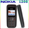- 1208 Original Cellular Nokia 1208 Cheap phones GSM unlocked phone Free shipping -   jetcube