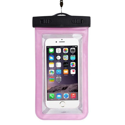 #AE Top quality Universal Waterproof Pouch Bag Swimming Protection For iPhone 6/6 Plus Cell Phones  dailytechstudios- upcube