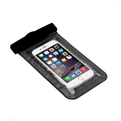 - #AE Top quality Universal Waterproof Pouch Bag Swimming Protection For iPhone 6/6 Plus Cell Phones - Black  jetcube