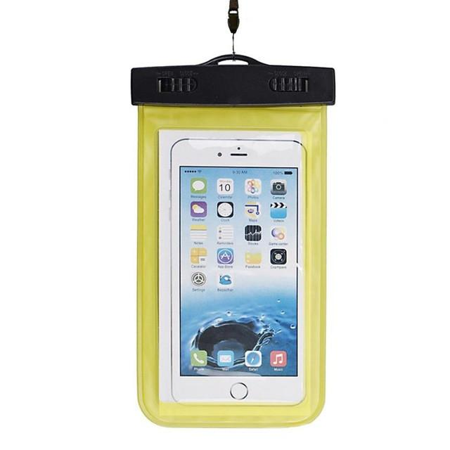 - #AE Top quality Universal Waterproof Pouch Bag Swimming Protection For iPhone 6/6 Plus Cell Phones - Yellow  jetcube