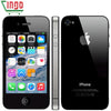 - 100% Original iPhone 4 Apple 4 Factory/Software Unlocked 16/32GB Cell phone 3.5 inch TouchScreen GPS WIFI 5MP  DROP SHIPPING -   jetcube