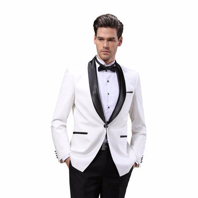 9b1e332fed DAROuomo Luxury Mens Suits Jacket Pants Formal Dress Men Suit Set Wedding  Suits Groom Tuxedos (