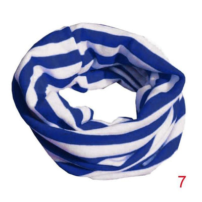 Scarves - 18 Colors Warm Baby Scarf Kids Child Cotton Scarf Boys Girls Pure color O ring scarf children neck Scarves - 07  jetcube