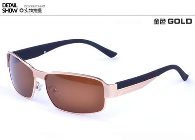 Sunglasses - 2016 HD VIsion Mens Polarized SunGlasses Blue Coating Men Sun glasss Designer Driving shades UV - 3  jetcube