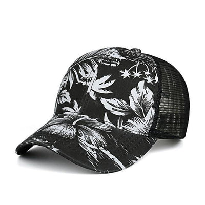Baseball Caps - (BUILT CLEAR) 2017 ladies outdoor roses printed hat, casquette summer sports shade baseball cap reissue ladies hat snapback caps - 5  jetcube