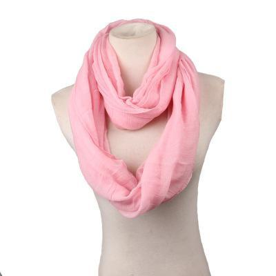 Scarves - 180CM*80cm Long Scarf Women linen Shawls And Scarves Solid Round Towel Autumn Winter Warm Scarf Poncho Feminino Inverno - 9  jetcube
