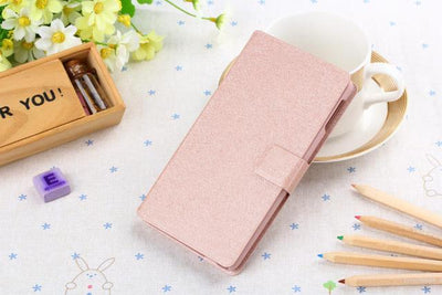 "Fitted Cases - (3 Styles) Flip For Wiko U Feel Lite Case Fashion Pu Leather Flip Cover Capa For Wiko UFeel Lite 5.0"" Fundas Coque Stand Case - CSW Pink  jetcube"