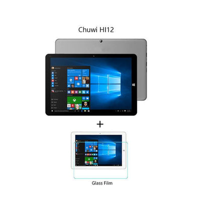 "2 in 1 Tablets - 12""Chuwi HI12 Dual OS tabet PC Windows 10+Android 5.1 Quad Core 4GB RAM 64GB ROM Intel Z8350 Tablet  PC 2160*1440 Tablet - C  jetcube"