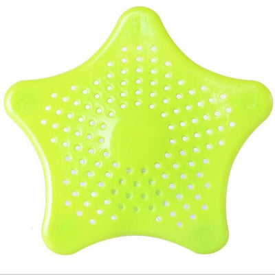 Drinkware - 2016 Colorful Silicone Kitchen Sink Filter Sewer Drain Hair Colanders & Strainers Filter Bathroom Sink - Green  jetcube