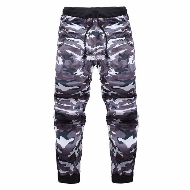 2017 Autumn Spring Joggers Sweatpants Men Casual Tracksuit Bottoms Fashion Male Streetwear Camouflage Men Track Pants Trousers