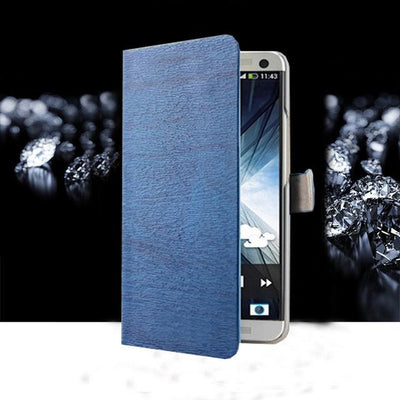 Fitted Cases - (3 Styles) Case For Samsung Galaxy J5 SM-J500F Pu Leather Flip Phone Stand Case For Samsung Galaxy J5 2015 Samsung J5 J5008 - MW Navy Blue  jetcube