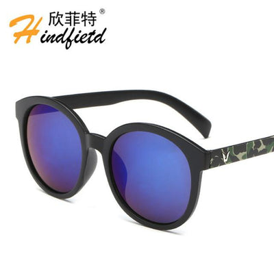"Sunglasses - ""Floor price"" Fashion Colour Men Sunglasses Women Retro Sunglasses Unisex Luxury Brands Eyewear UV400 Reflective lens Eyeglasses - NO11  jetcube"