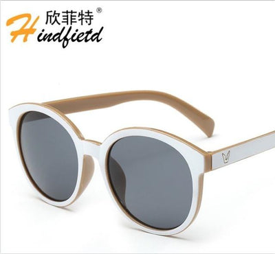 "Sunglasses - ""Floor price"" Fashion Colour Men Sunglasses Women Retro Sunglasses Unisex Luxury Brands Eyewear UV400 Reflective lens Eyeglasses - NO15  jetcube"