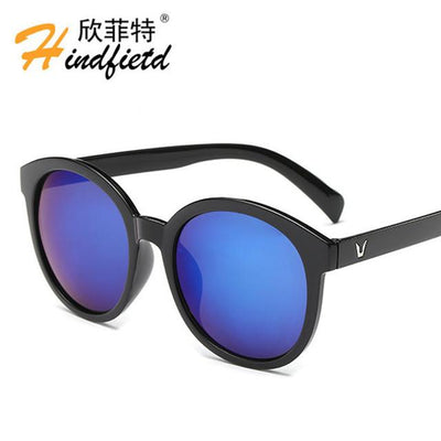 "Sunglasses - ""Floor price"" Fashion Colour Men Sunglasses Women Retro Sunglasses Unisex Luxury Brands Eyewear UV400 Reflective lens Eyeglasses - NO3  jetcube"