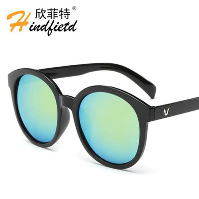 "Sunglasses - ""Floor price"" Fashion Colour Men Sunglasses Women Retro Sunglasses Unisex Luxury Brands Eyewear UV400 Reflective lens Eyeglasses - NO4  jetcube"