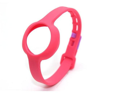 Smart Wristbands - (ZBSS) Small size Replacement Band Wristband for Jawbone up to move Bracelet  No Tracker ZS340012 - Rose Red / S  jetcube
