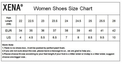 Women's Pumps - 18 Colors 2016 retro style women casual outdoor candy colors suede CASUAL work lady point toe slip round toe shoes  #XE28 - Size Chart / 10  jetcube