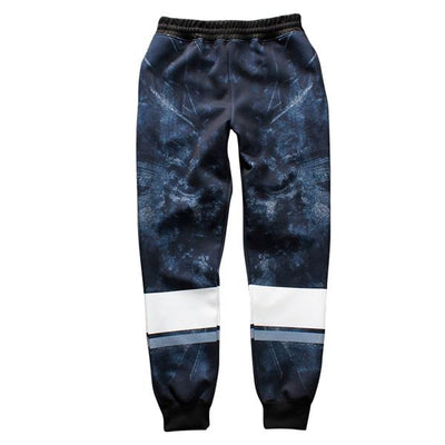 Pants - 12 styles Trousers 2017 New Summer Mens  pants 3D scenery Cool Long Pants Jogger  hip hop brand thick pants - a4 / S  jetcube