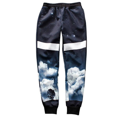 Pants - 12 styles Trousers 2017 New Summer Mens  pants 3D scenery Cool Long Pants Jogger  hip hop brand thick pants - a9 / S  jetcube