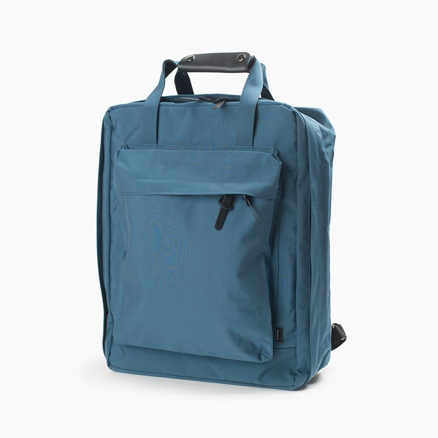 #2213 Voyager Backpack in Marine - Jetcube