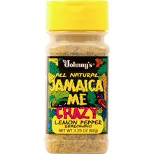 Jamaica Me Crazy Lemon Pepper
