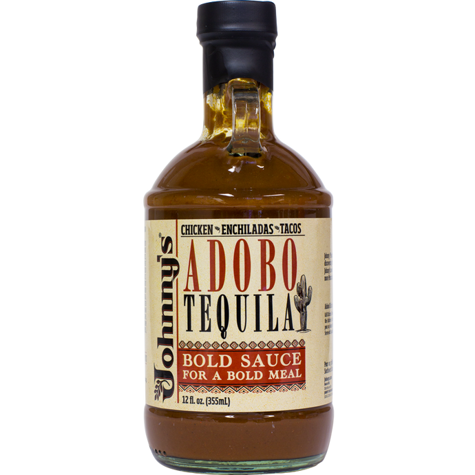 Adobo Tequila Sauce