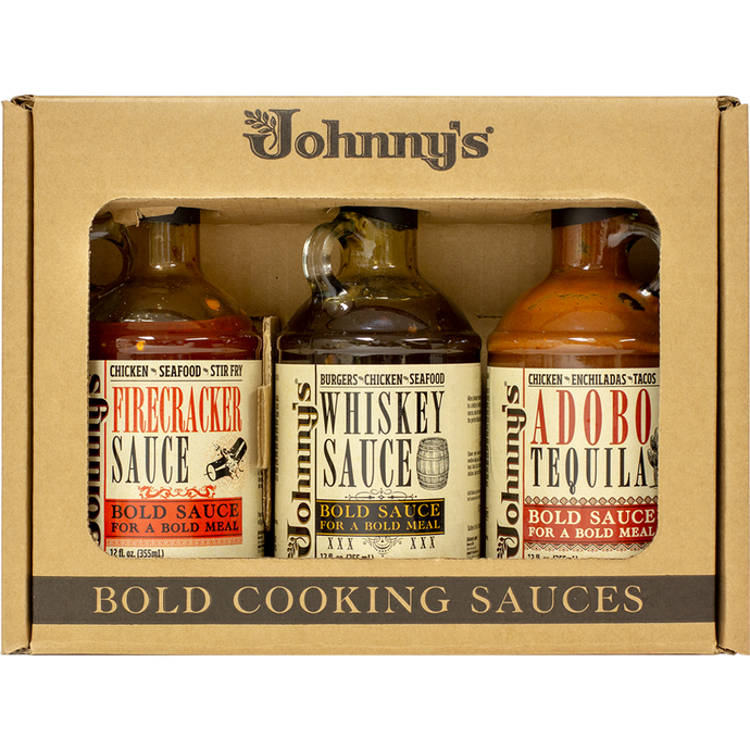 Cooking Sauce 3-Pack - 12oz