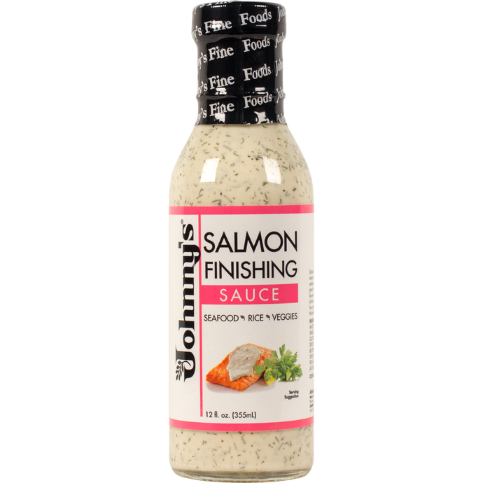 Salmon Finishing Sauce