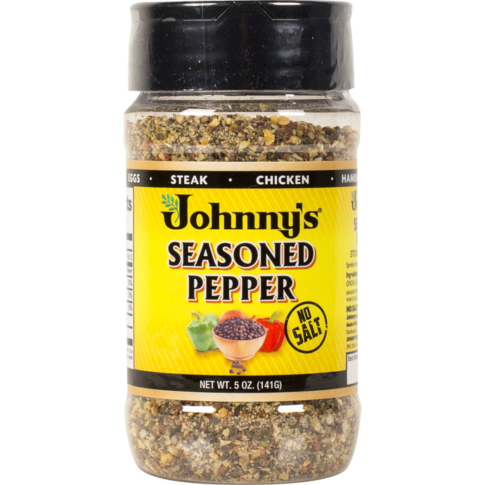 Seasoned Pepper