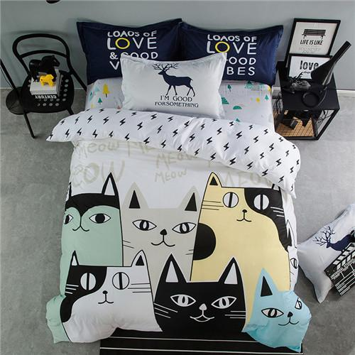 Cat Cat Cat Bedding set
