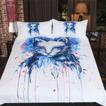 Cat by pixel Art's Bedding set